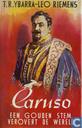 CARUSO, een gouden stem verovert de wereld.