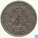Coins - Germany - German Empire ½ mark 1919 (A - Empire)