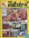 Bandes dessinées - Ons Volkske (tijdschrift) - 1960 nummer  40