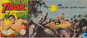 Bandes dessinées - Tibor - Bij de grote apen