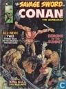 The Savage Sword of Conan the Barbarian 3