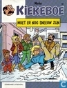 Comic Books - Jo and Co - Moet er nog sneeuw zijn