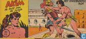 Comic Books - Akim - Het onderaardse rijk