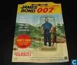 James Bond with hi-power rifle scope