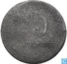 "5 cents 1825 ""Gend"""