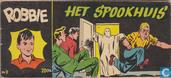 Comic Books - Robbie - Het spookhuis