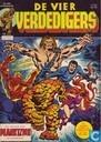 Comics - Fantastischen Vier, Die - Een wereld van waanzin!