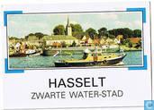 Hasselt - Zwarte water-stad