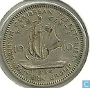 British Caribbean Territories 10 cents 1964