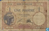 French Indo China 1 Piastre