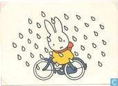 Nijntje in de regen