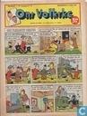 Bandes dessinées - Ons Volkske (tijdschrift) - 1955 nummer  19