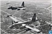Lockheed SP-2H Neptune patrouillevliegtuig van de Marine Luchtvaart Dienst