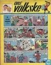Comics - Ons Volkske (Illustrierte) - 1960 nummer  2