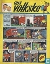 Bandes dessinées - Ons Volkske (tijdschrift) - 1960 nummer  37