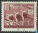 Barrage de Tiszalök