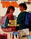 Bandes dessinées - Tina (tijdschrift) - 1986 nummer  17