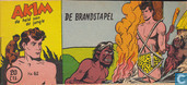 Comic Books - Akim - De brandstapel