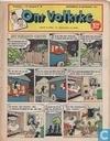 Bandes dessinées - Ons Volkske (tijdschrift) - 1955 nummer  39