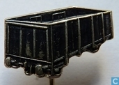 Open goods wagon