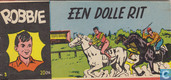 Comic Books - Robbie - Een dolle rit