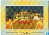 Groeten uit - Un Bonjour de - Greetings from - Grüsse aus KNOKKE