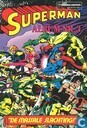"""Strips - Legioen van superhelden, Het - """"De massale slachting!"""""""