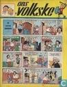 Bandes dessinées - Ons Volkske (tijdschrift) - 1960 nummer  13