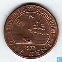 Liberia 1 cent 1972