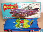 Model cars - ASC - Batmobile