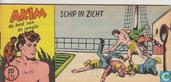 Bandes dessinées - Akim - Schip in zicht