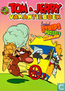 Tom & Jerry vakantieboek