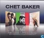 Chet Baker  Three classic albums on a 2 CDset
