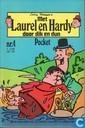 Bandes dessinées - Laurel et Hardy - Met Laurel en Hardy door dik en dun