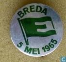 Breda 5 mei 1965