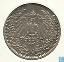 Coins - Germany - German Empire ½ mark 1909 (D)