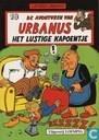 Strips - Urbanus [Linthout] - Het lustige kapoentje