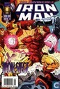 The Invincible Iron Man 331