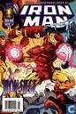 The Invincible Iron Man 331