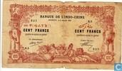 100 francs Djibouti