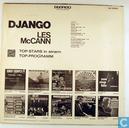 Disques vinyl et CD - McCann, Les - Django