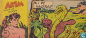 Comic Books - Akim - Bij de Kanaken