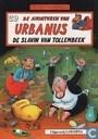 Bandes dessinées - Urbanus [Linthout] - De slavin van Tollembeek