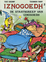 Comic Books - Iznogoud - De staatsgreep van Iznogoedh