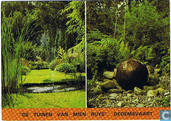 De tuinen van Mien Ruys aan de Dedemsvaart