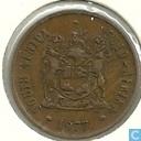 Zuid-Afrika 2 cents 1977