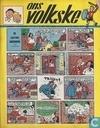 Bandes dessinées - Ons Volkske (tijdschrift) - 1960 nummer  19