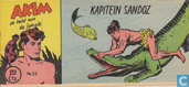 Strips - Akim - Kapitein Sandoz