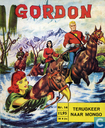 Comic Books - Flash Gordon - Terugkeer naar Mongo