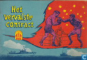 Comic Books - Kapitein Rob - Het vervalste contract